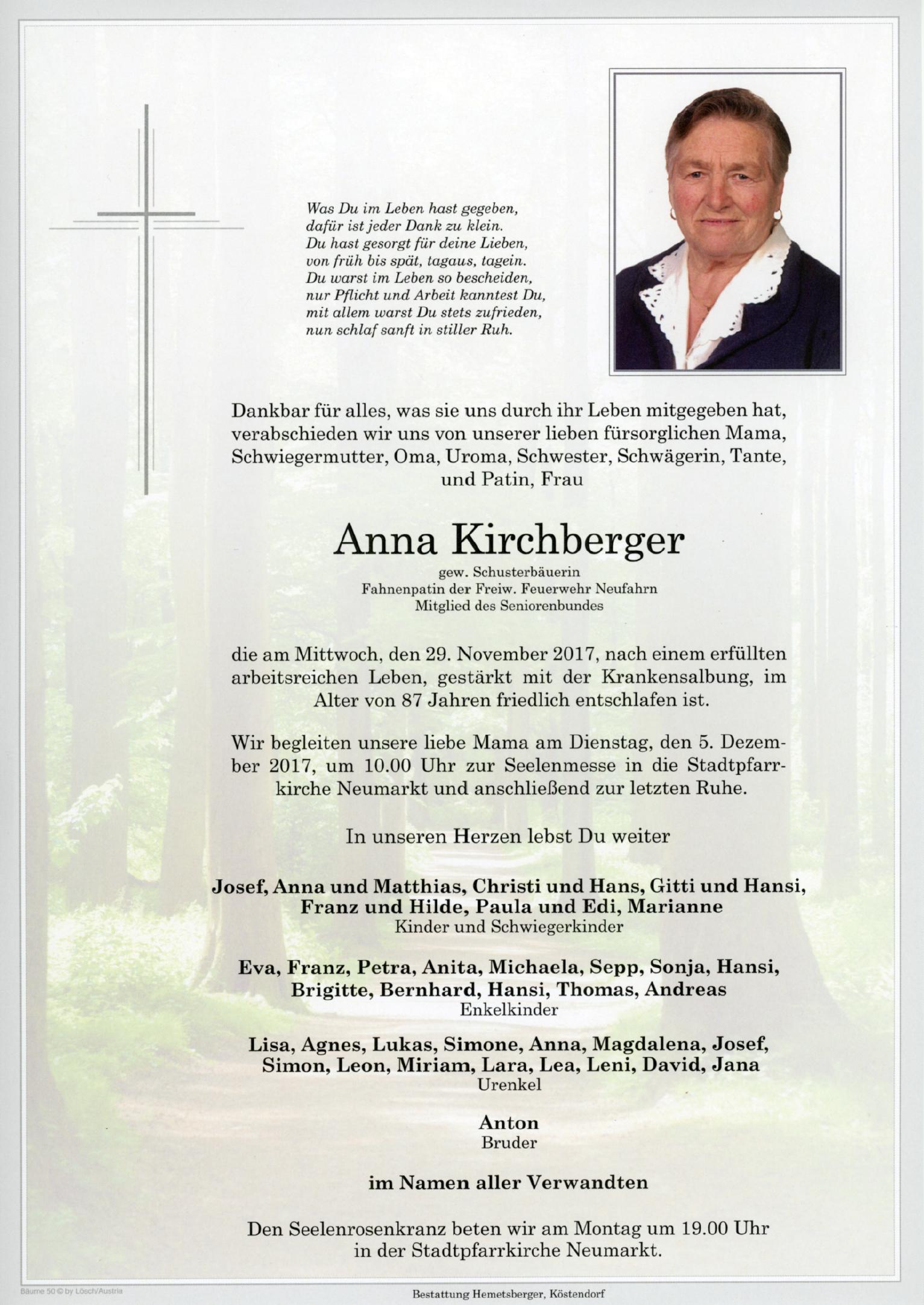 kirchberger parte