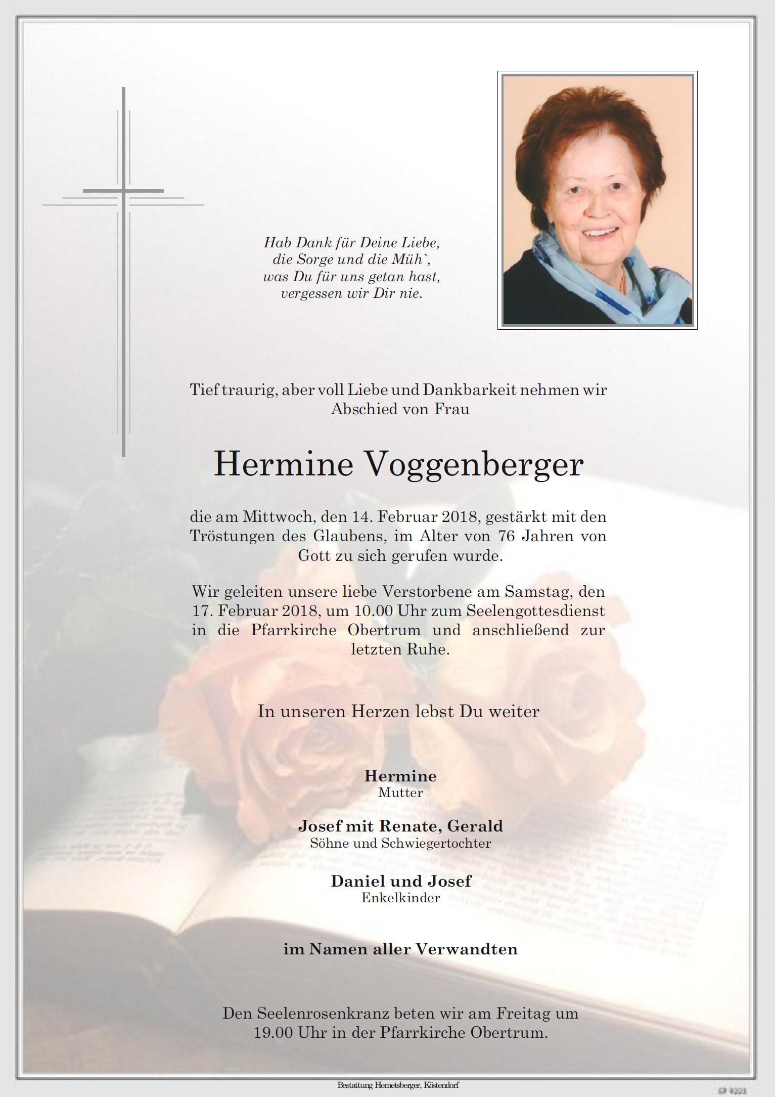voggenberger parte