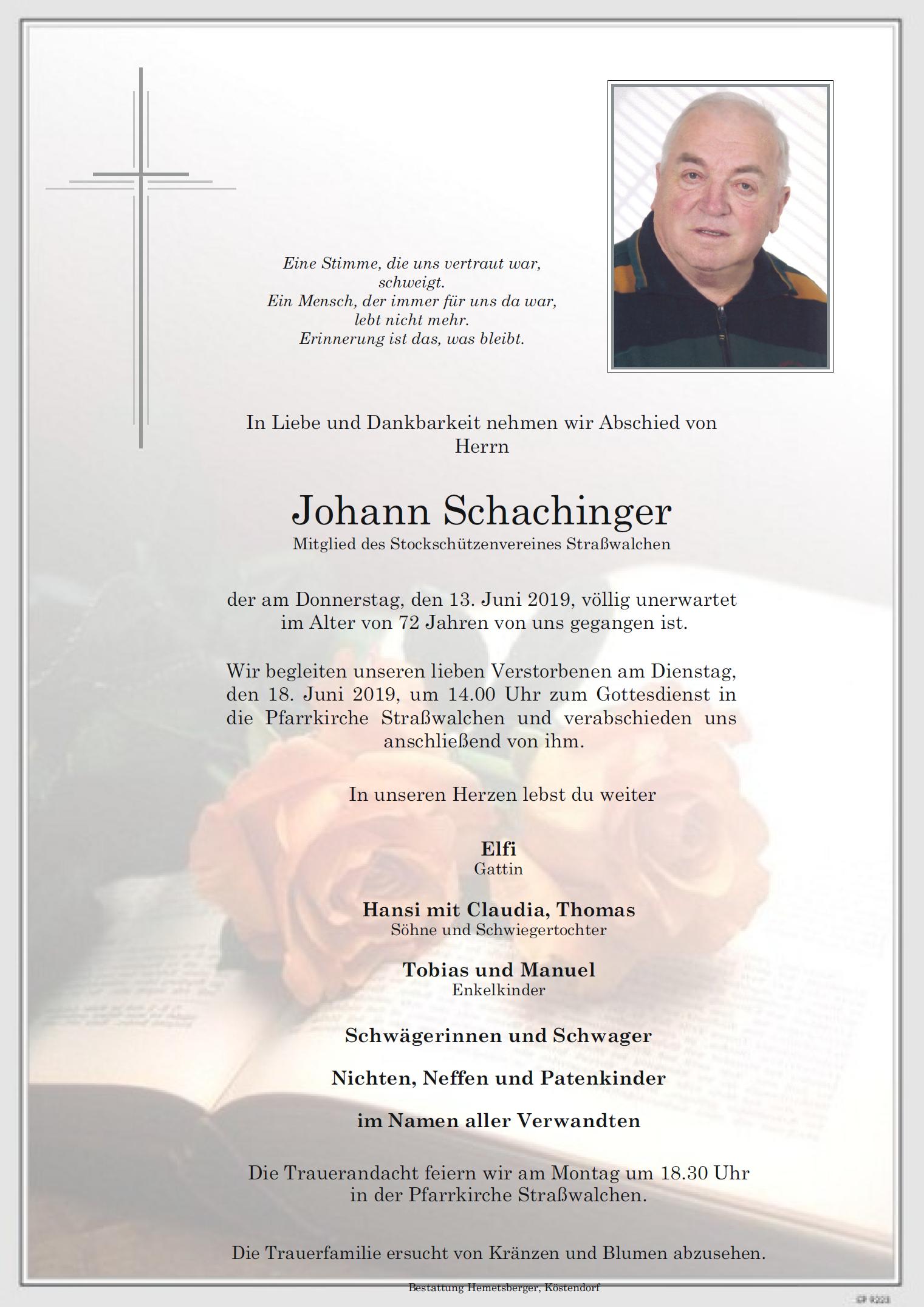 schachinger
