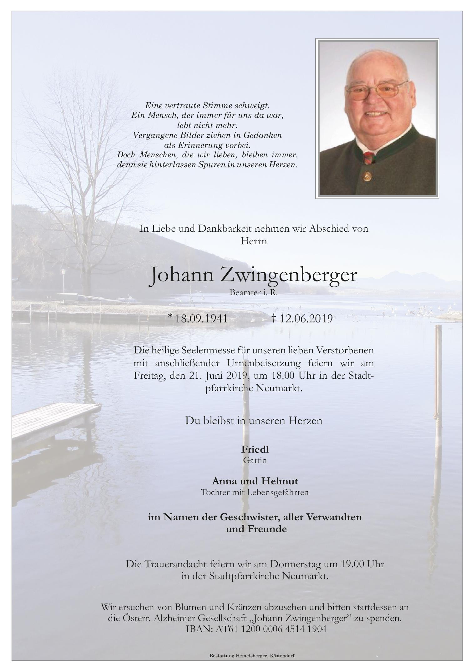 zwingenberger parte